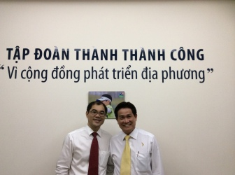 a Thanh chairman
